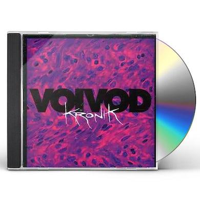 Voivod KRONIK CD
