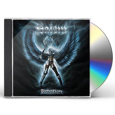 Salem ATTRITION CD