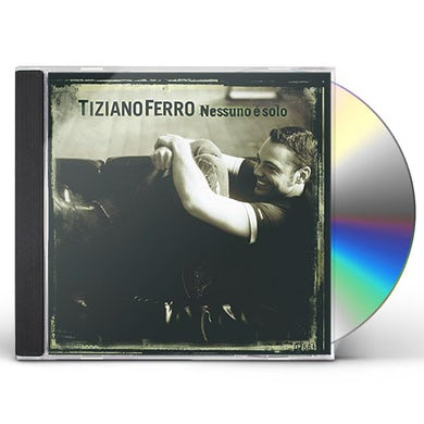 Ferro Tiziano NESSUNO E SOLO CD