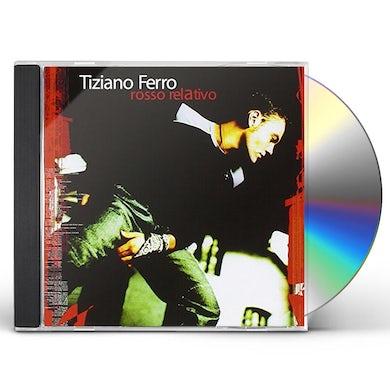 Ferro Tiziano ROSSO RELATIVO CD
