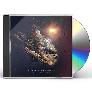 For All Eternity METANOIA CD