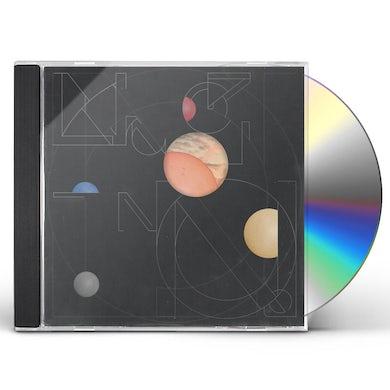 Steve Hauschildt Nonlin CD