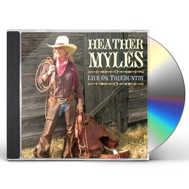 Heather Myles LIVE ON TRUCOUNTRY CD