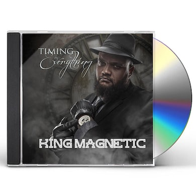 TIMING IS EVERYTHING CD