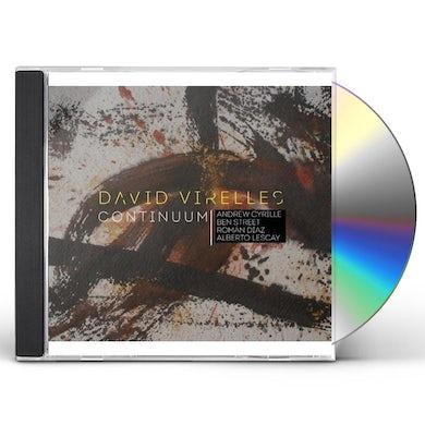David Virelles CONTINUUM CD