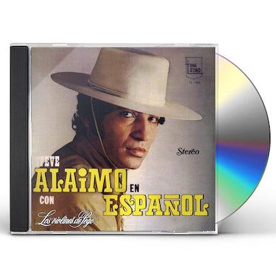 Steve Alaimo EN ESPANOL CD