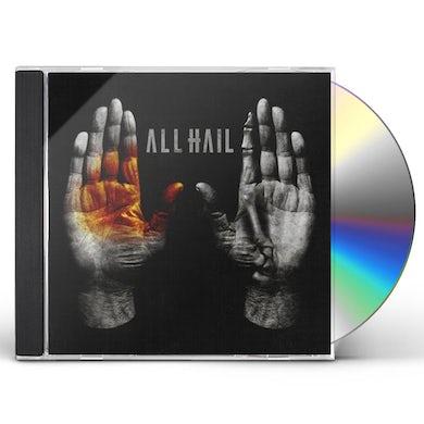 ALL HAIL CD