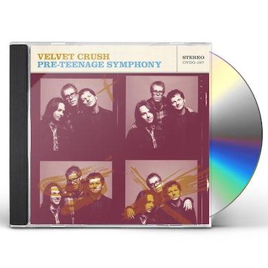 Velvet Crush PRE-TEEN SYMPHONIES CD
