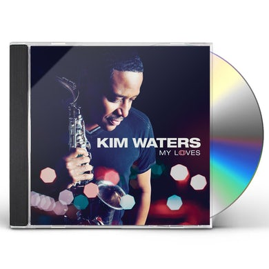 Kim Waters MY LOVES CD