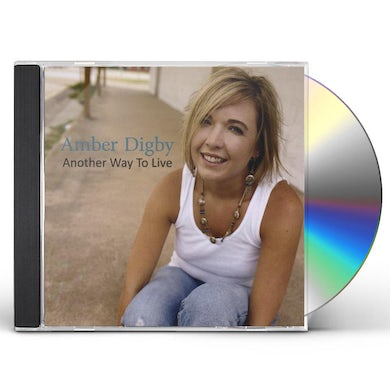 Amber Digby ANOTHER WAY TO LIVE CD