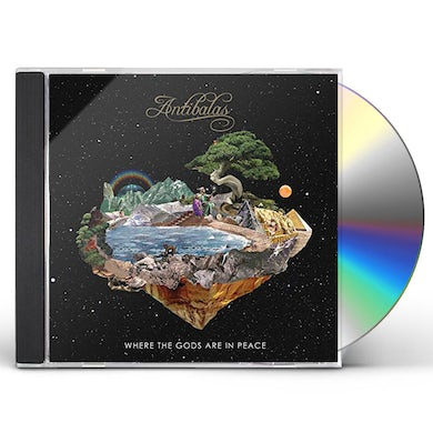 Antibalas WHERE THE GODS ARE IN PEACE CD