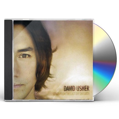 David Usher SONGS FROM THE LAST DAY ON EARTH CD