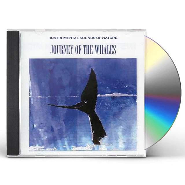 Sounds of Nature JOURNEY OF THE WHALES CD