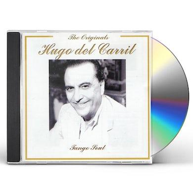 Hugo del Carril TANGO SOUL CD