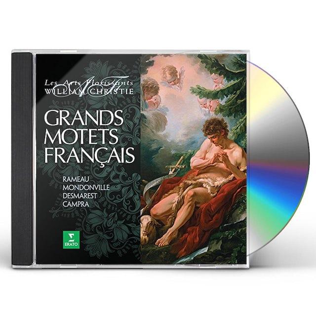 William Christie GRANDS MOTETS CD