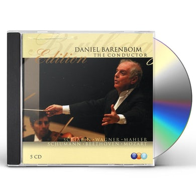 Daniel Barenboim BIRTHDAY EDITION: THE CONDUCTOR CD