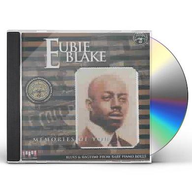 Eubie Blake Memories of You CD