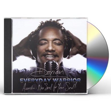 Dorian EVERYDAY WARRIOR: ACOUSTIC NEO SOUL FOR YOUR SOUL CD