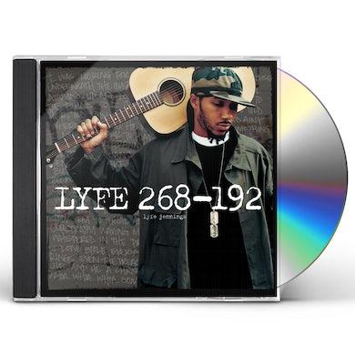 Lyfe Jennings LYFE 268-192 CD