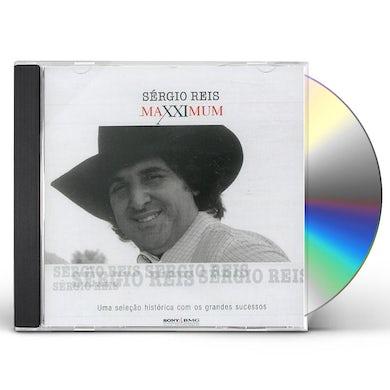 Sergio Reis MAXXIMUM CD