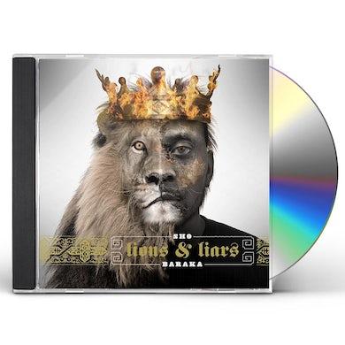 Sho Baraka LIONS & LIARS CD