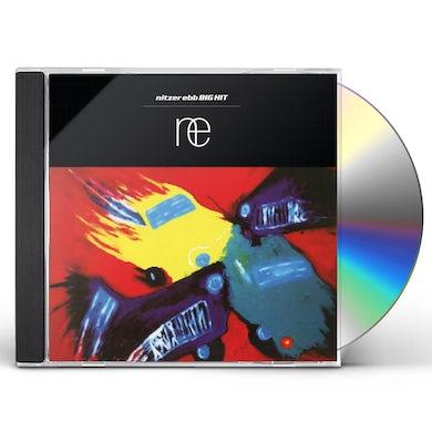 Nitzer Ebb BIG HIT CD