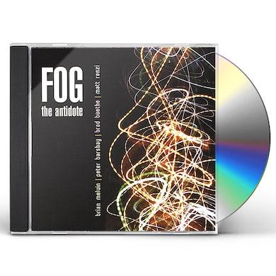 Fog ANTIDOTE CD