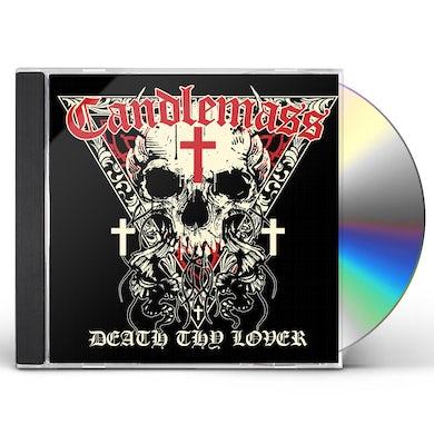 Candlemass DEATH THY LOVER CD
