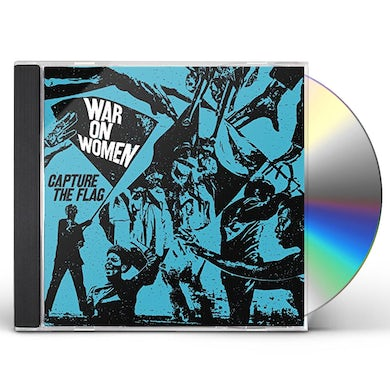 WAR ON WOMEN CAPTURE THE FLAG CD