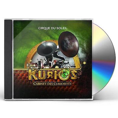 Cirque du Soleil KURIOS: CABINET DES CURIOSITES CD