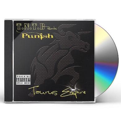 Punish TAURUS EMPIRE CD