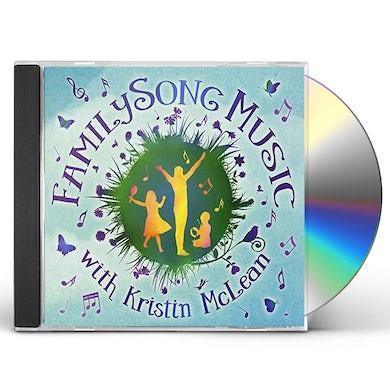 Kristin McLean FAMILY SONG MUSIC CD