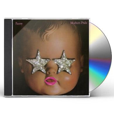 Fanny MOTHER'S PRIDE CD