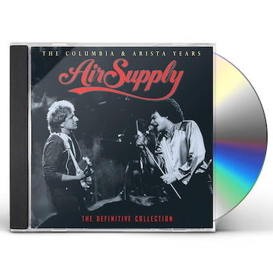 Air Supply COLUMBIA & ARISTA YEARS - DEFINITIVE COLLECTION CD