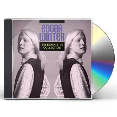 Edgar Winter DEFINITIVE COLLECTION CD