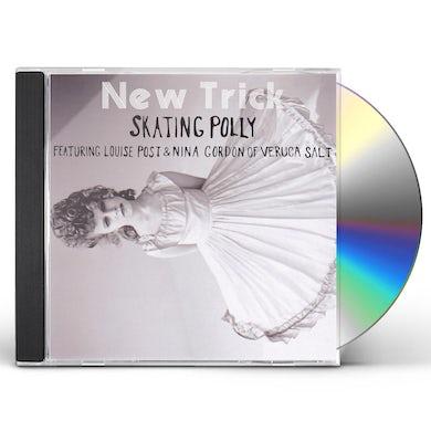 SKATING POLLY NEW TRICK CD