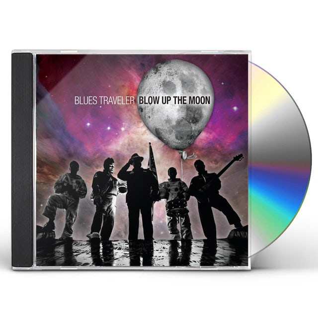 Blues Traveler BLOW UP THE MOON CD