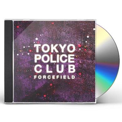 Tokyo Police Club FORCEFIELD CD