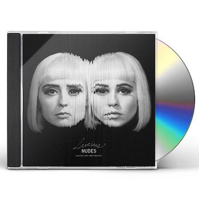 Lucius NUDES CD