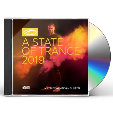 Armin van Buuren STATE OF TRANCE 2019 CD