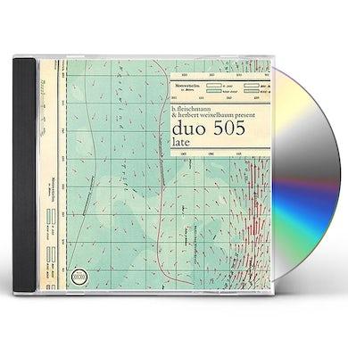 Duo505 LATE CD