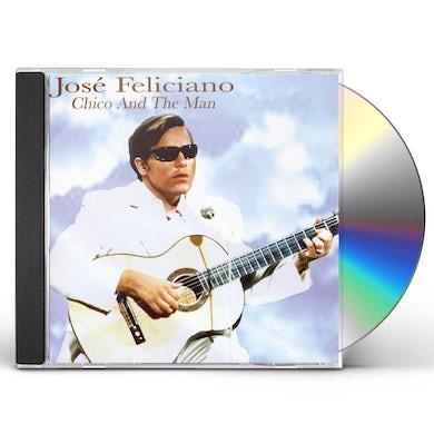 Jose Feliciano CHICO & THE MAN CD