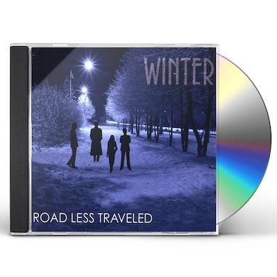 Road Less Traveled WINTER CD