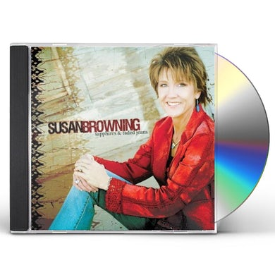 Susan Browning SAPPHIRES & FADED JEANS CD