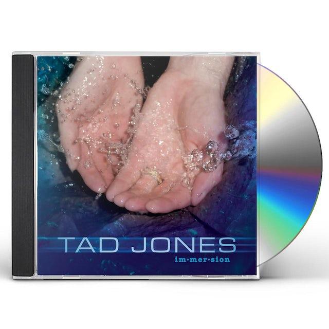 Tad Jones IMAMERASION CD