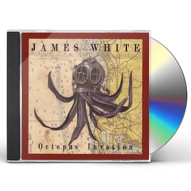 James White OCTOPUS INVASION CD