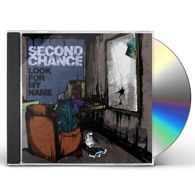 Second Chance LOOK FOR MY NAME CD