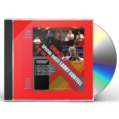 LARRY CORYELL: STANLEY SAGOV LIVE IN 2012 CD