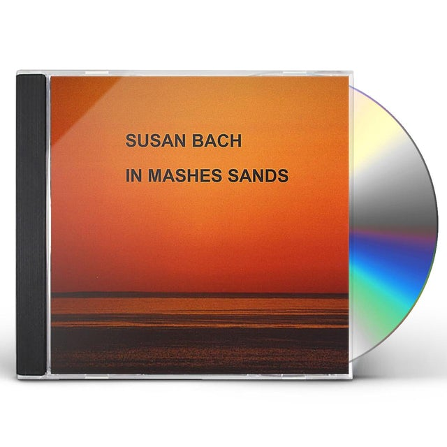 Susan Bach IN MASHES SANDS CD