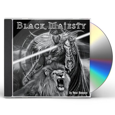 Black Majesty IN YOUR HONOUR CD